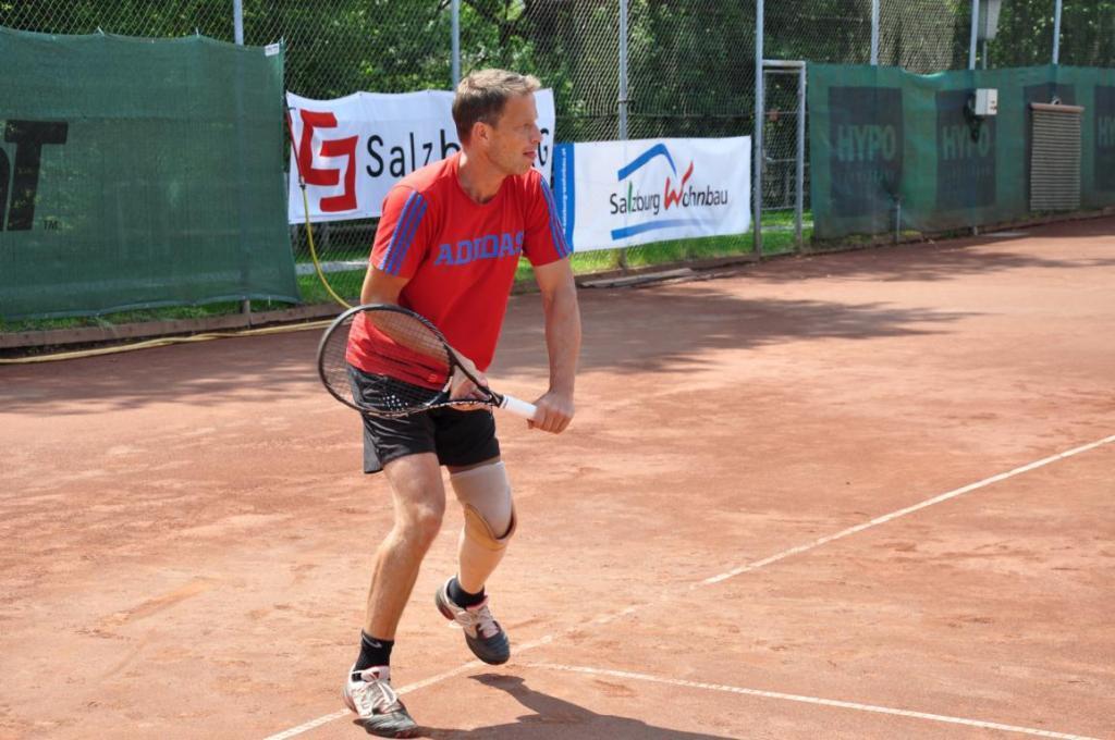 Tennis in Abtenau