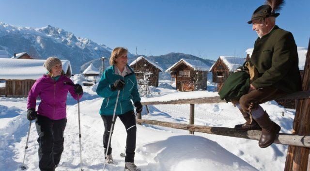 Winter hiking in Abtenau © TVB Abtenau (14)