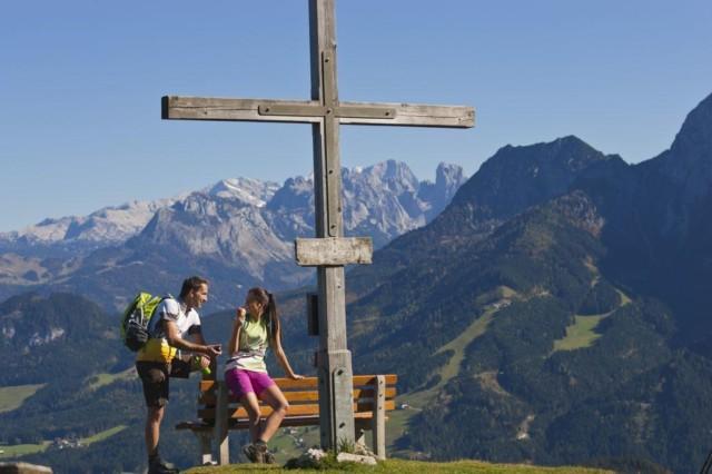 klettern - climbing in Abtenau