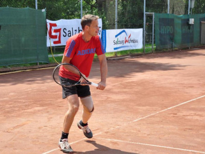 Tennis in Abtenau