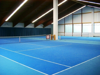 Tennishalle Abtenau