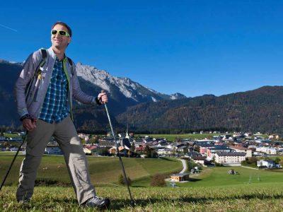 nordic walking abtenau